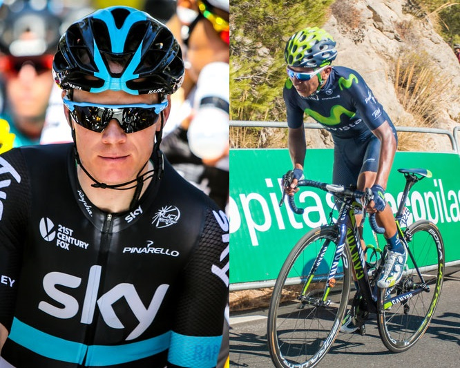 De tidlige favoritter i Touren 2017: – Se odds på Froome og Quintana